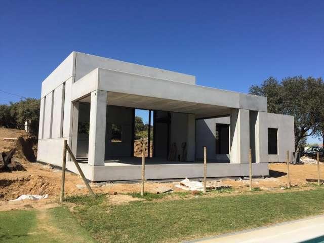 Casa prefabricada hormig n casas prefabricadas modulate - Casas de prefabricadas de hormigon ...