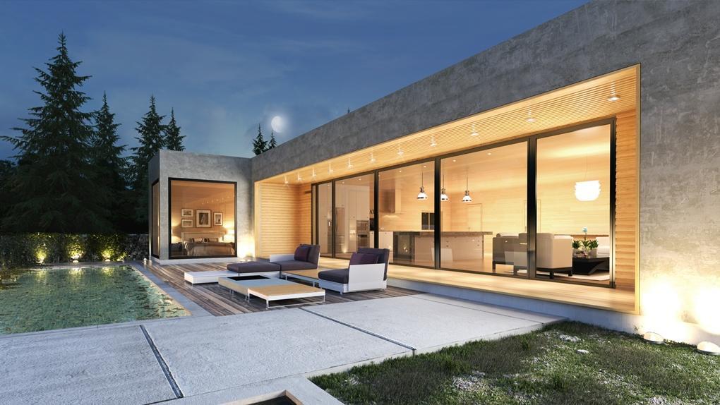 Casas prefabricadas hormig n casas prefabricadas modulate for Casas prefabricadas minimalistas