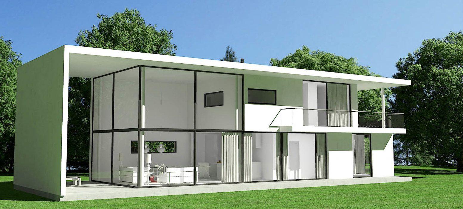 Viviendas prefabricadas de dise o casas prefabricadas for Disenos de casas prefabricadas modernas