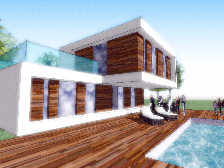 Casa prefabricada en espa a casas prefabricadas modulate for Casas prefabricadas madrid
