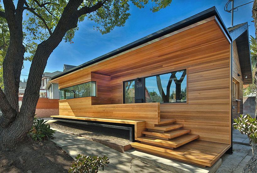 Casas de madera de alta calidad