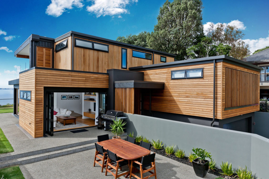 Casas de madera para vivir ya